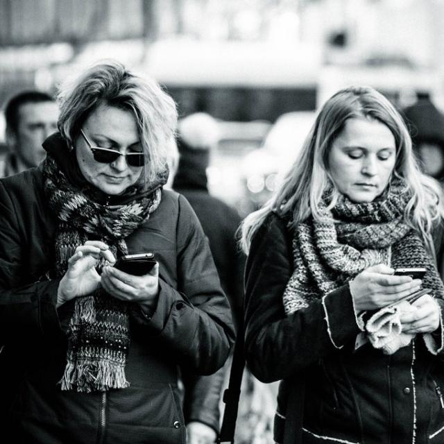 telefoon verslaving werk app vrije tijd