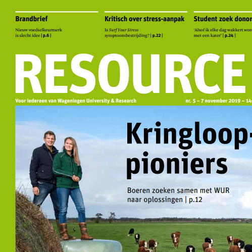 Resource Magazine November